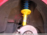 Cambio de los amortiguadores y muelles en Seat León I