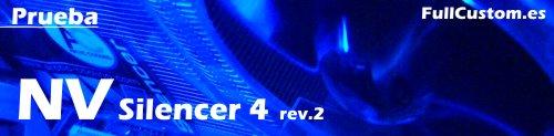Prueba Artic Cooling NV Silencer 4 rev2