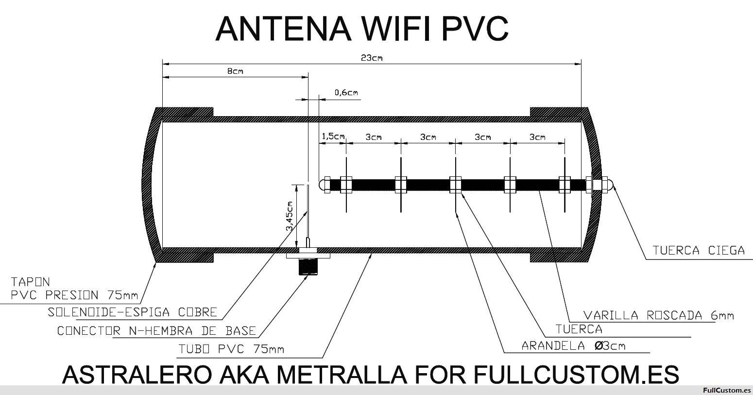 Антена для інтернету wifi своими руками на