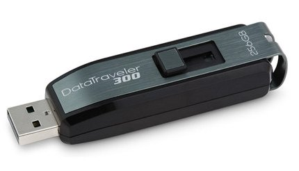 Nuevo Kingston DataTraveler® 300 de 256GB