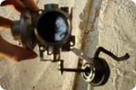 Desmontaje, limpieza y montaje de la válvula EGR en un motor TDI 110
