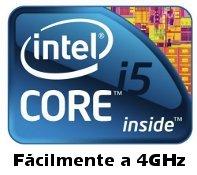 Trucar un Intel i5 750 en una Asus P7P55D a 4GHz fácilmente