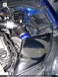 Admisión GruppeM ya montada en el R32