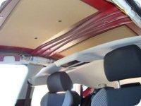 Desmontar el tapizado del techo del Seat León II