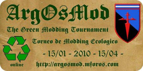Torneo de Modding Ecológico Online