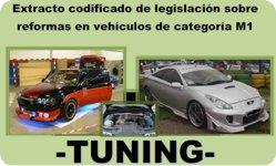 Legislación sobre reformas en vehículos - Parte 2 – Reformas Exteriores