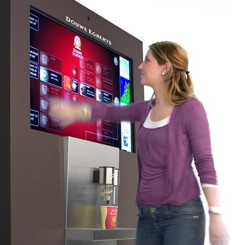 BeMoved, una máquina de café revolucionaria