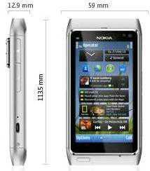Nuevo Nokia N8