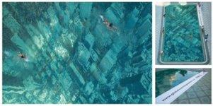 Global Warming Swimming Pool
